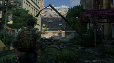 The Last of Us extended video