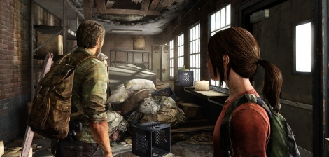 The Last of Us new screenshots