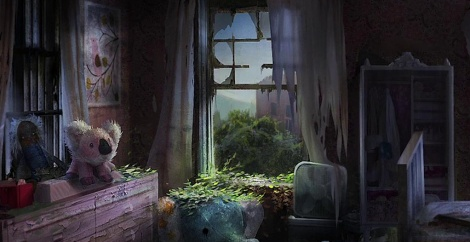 The Last of Us: Wasteland Beautiful