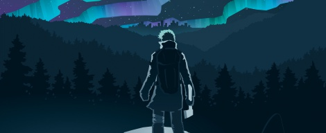 The Long Dark explores the wilderness