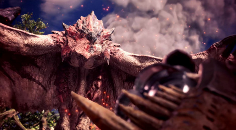 The Making of Monster Hunter: World