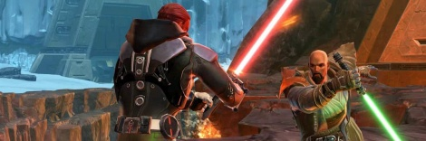 The Old Republic : Jedi Consular