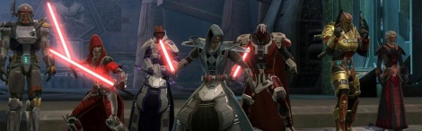 The Old Republic: the Eternity Vault