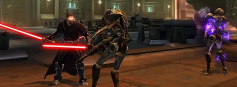 The Old Republic : The Hammer Battle Station