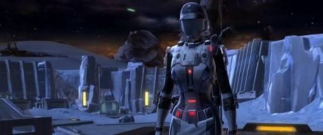 The Old Republic : the Imperial Agent