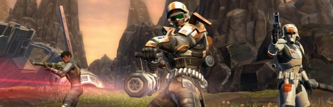 The Old Republic: Trooper Progression