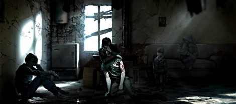 The other side of war with This War of Mine