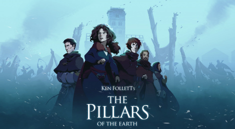 The Pillars of the Earth: Livre 2 disponible