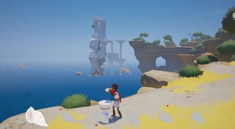The puzzling world of RiME