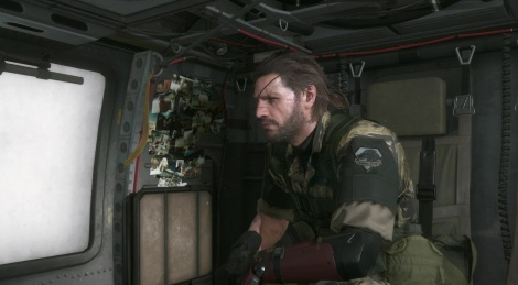 The return of MGSV:TPP E3 demo