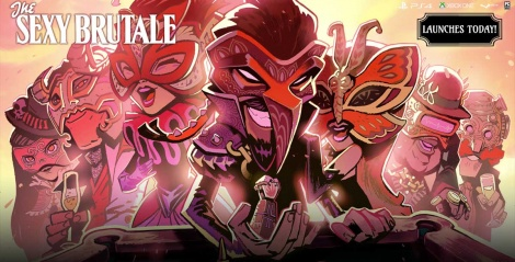 The Sexy Brutale launches today