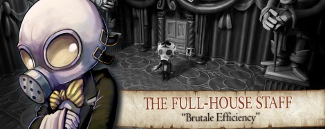 The Sexy Brutale welcomes a new guest