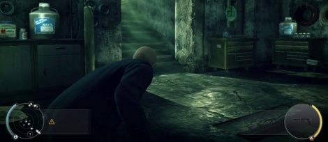 The sound of Hitman Absolution