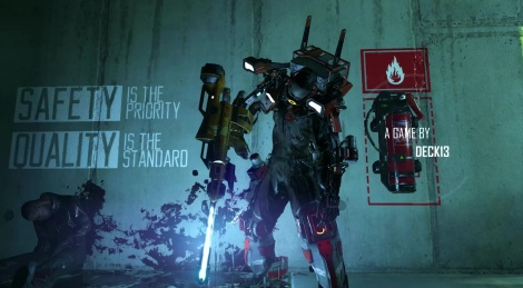 The Surge: 4 minutes of Gameplay