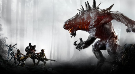 The Survival Guide of Evolve