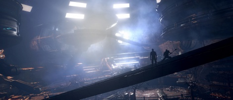 The Technomancer gets new screens