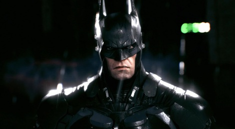 The voices of Batman: Arkham Knight
