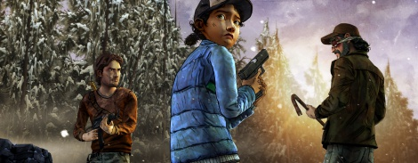 The Walking Dead: Episode 4 trailer