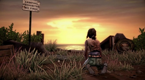 The Walking Dead: Michonne teaser