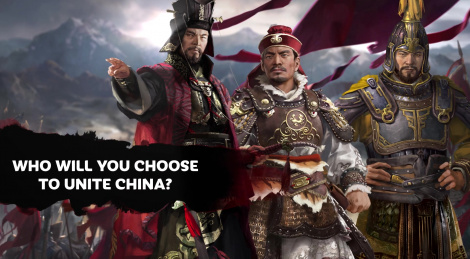 The Warlords of Total War: Three Kingdoms