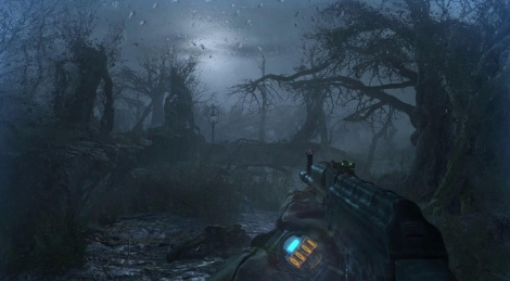 The Weaponry of Metro: Last Light