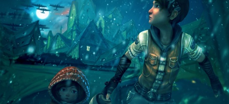 The Whispered World gets a sequel