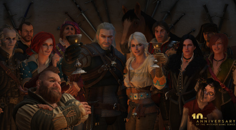 The Witcher: 10th Anniversary Trailer