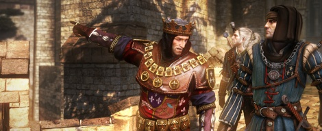The Witcher 2: a bunch of new screens