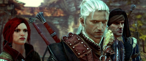 The Witcher 2 coming to consoles