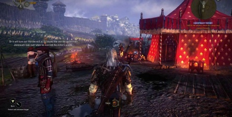 The Witcher 2: Gameplay videos