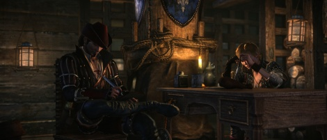 The Witcher 2: New Elements Trailer