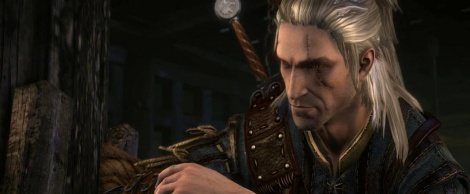 The Witcher 2 talks about cinematics