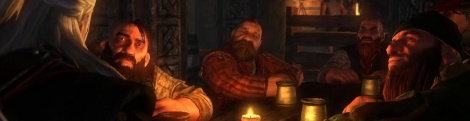 The Witcher 2 talks about complex story