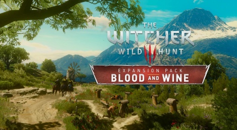 The Witcher 3 Blood and Wine in PC videos