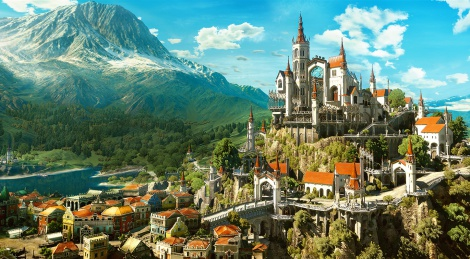 The Witcher 3: Blood & Wine first screens