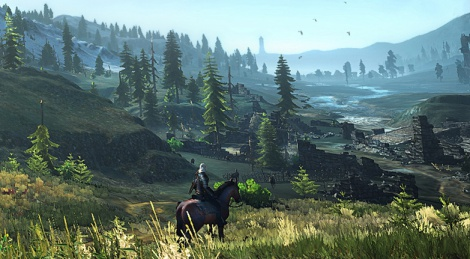The Witcher 3 new images