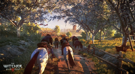The Witcher 3 new screens and trailer
