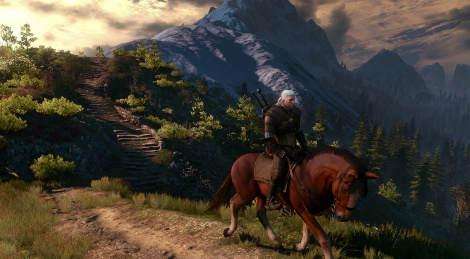 The Witcher 3 new screens, TV spot