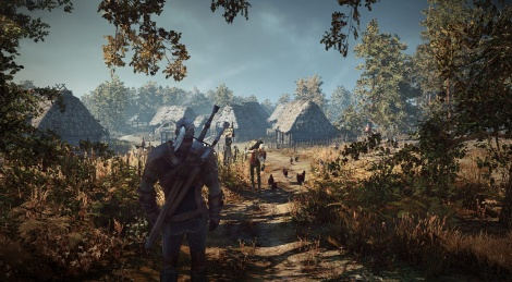 The Witcher 3 new screenshots