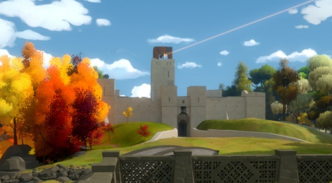 The Witness in pictures on PS4