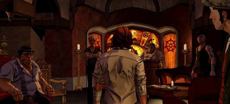 The Wolf Among Us finale dated
