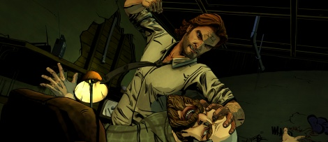 The Wolf Among Us first screens