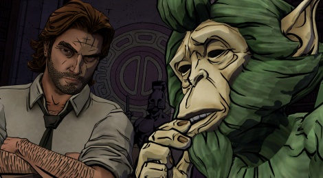The Wolf Among Us images