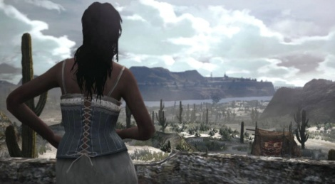 The Women of Red Dead Redemption