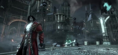 The world of Lords of Shadow 2