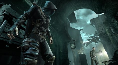 Thief gets a load of screenshots