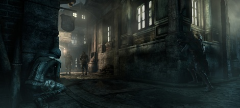 Thief latest screenshots