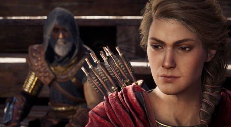 This month in Assassin's Creed Odyssey