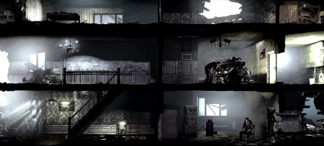 This War of Mine gameplay trailer