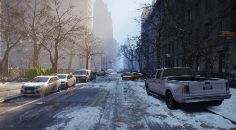 Timelapse on The Division's beta